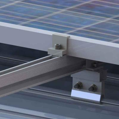 Solar Rooftop Mounting System