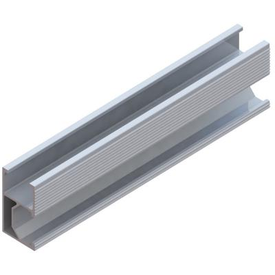 Economic Aluminum Solar Rooftop Mounting Rail